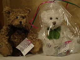 Packaged Smelly Bear
