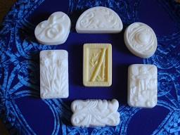 Beeswax Lotion Bar Assortment