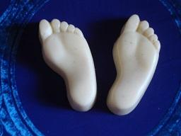 Foot Lotion Bar