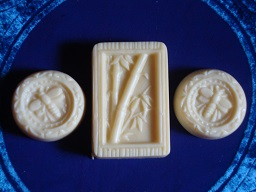 Unscented Lotion Bar and Travel Bars