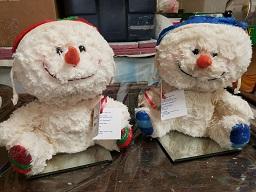 Snowman, Smelly Bear